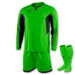Brankářský set Zamora 3 - zelený